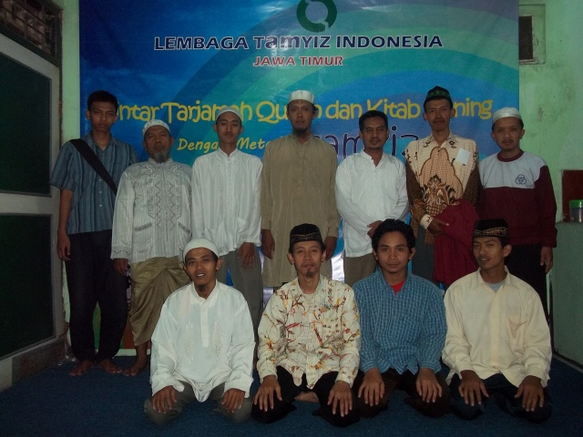 Training Bahasa Arab Metode TAMYIZ