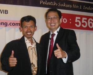 Sebagai utusan BMH menghadiri seminar AMA di hotel Tugu Malang dg pemateri Tung Desem Waringin http://ama-malang.com/event/three-second-closed-selling-cara-menggandakan-omset-penjualan/